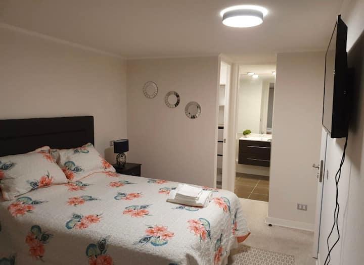 Suite 1 habitación Edificio Boulevard