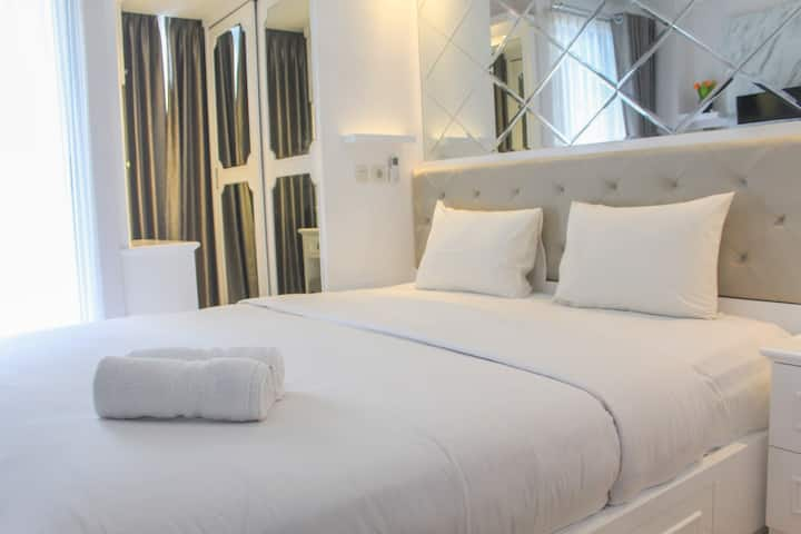 Stylish Studio Apartment @Serpong M-Town Residence