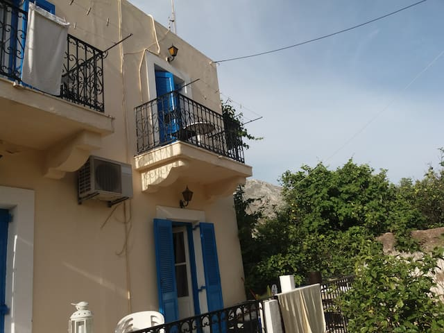 NICE STUDIO AT PANORMOS VILLAGE OF KALYMNOS ISLAND