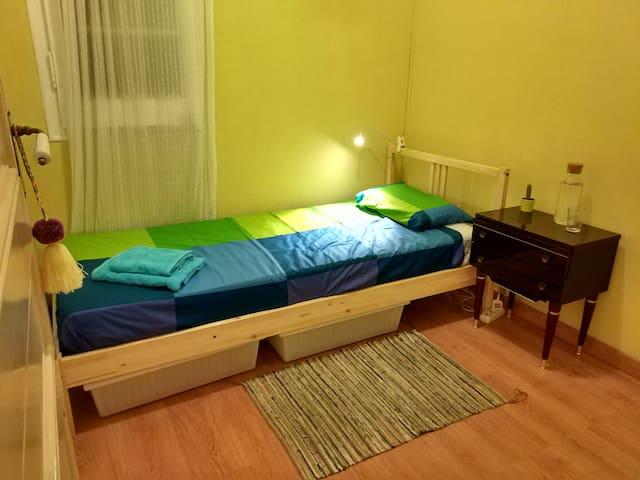 Charming room 3min away from Passeig de Gràcia