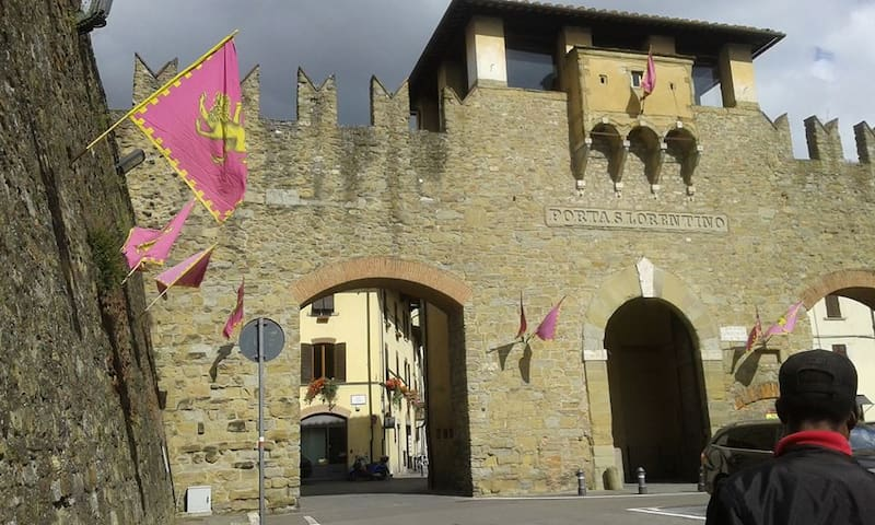 il Cantuccio della Lori - Arezzo - Appartement