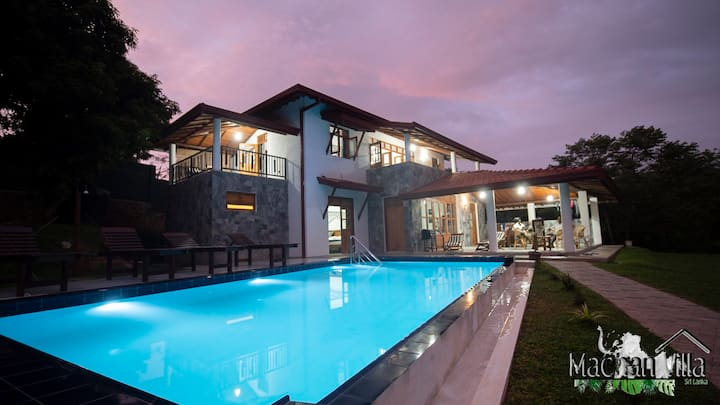 Machan Villa