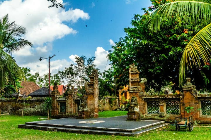 The Royal Puri Anom Heritage