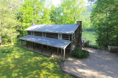 Pot Point Cabin, TN river, 12 miles to Chattanooga - Chattanooga - House