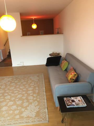 Appartement indépendant 70m2  Frouard 15mn Nancy - Frouard - Byt