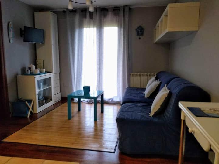 Apartamento céntrico con plaza de garaje