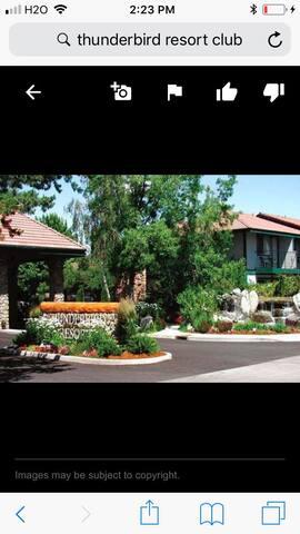Thunderbird Resort Club 2 bedrooms