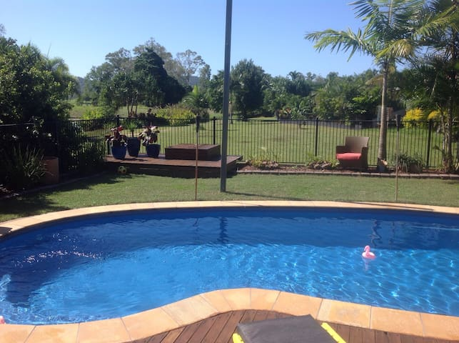 Areca Palms BnB - Cannonvale - Huis