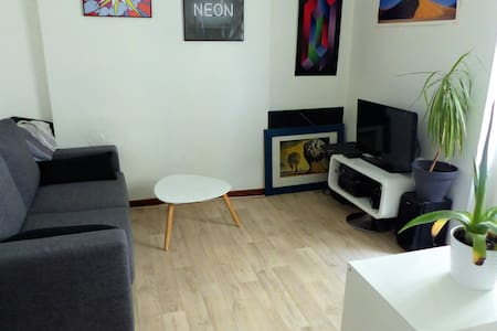 Charmant T1bis cosy - Saint-Mandé - Appartement