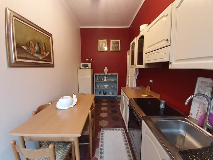 appartamento uptoYOU zona Portello-Accursio