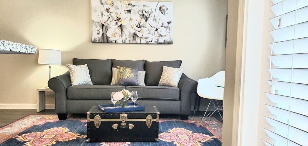 Buckhead Luxe Whole Apartment FREE parking