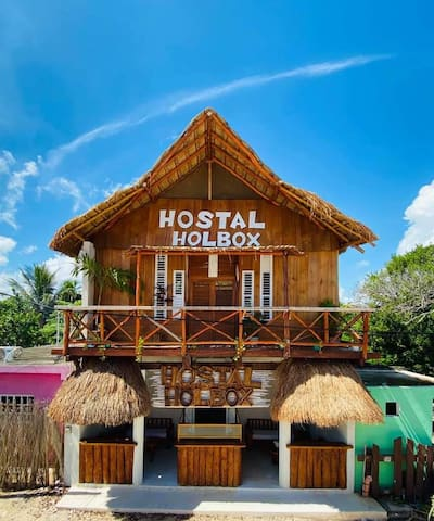 Hostal Holbox  Ready to Stay!!!
