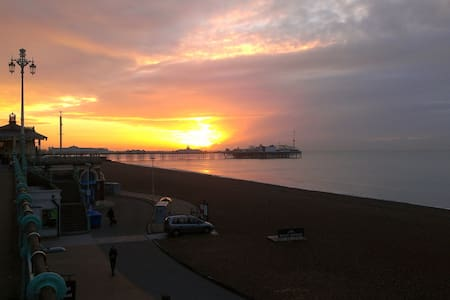 Double bedroom for one / two people - Brighton - Bed & Breakfast