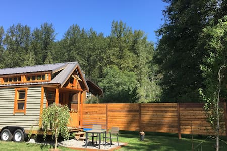 Unique Tiny House Near Beautiful Chilliwack River