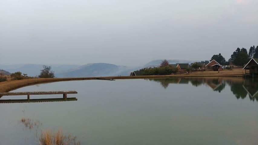 Fly-fishing dams