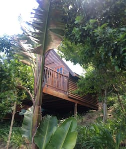 Knysna Lodge Glamping Self Catering Cabin 1