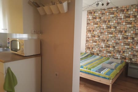 Cozy studio in the heart of Stara Zagora