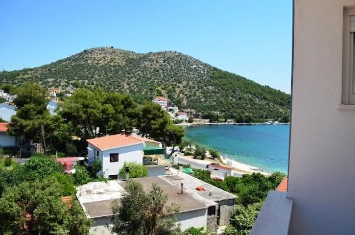 One bedroom Apartment, seaside in Marina, Terrace
