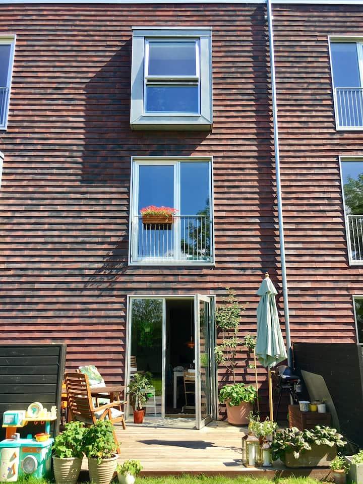 Familyhouse near down town Copenhagen
