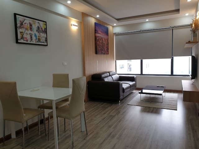 2 Bedrooms Modern and luxury Apartment in Hanoi.