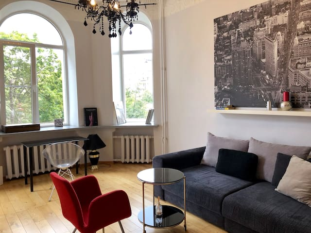 Awesome soviet elite apartment in center of Moscow