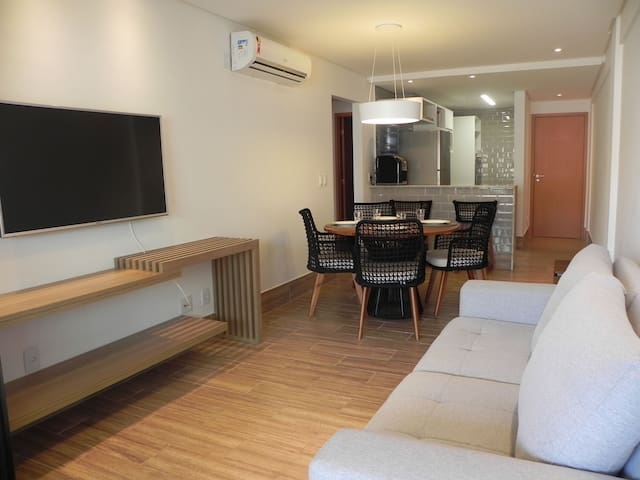 2 Bedroom Apartment - La Fleur Polinésia Residence