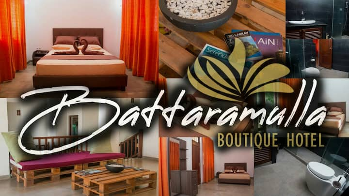 Battaramulla Boutique Hotel (Family Room)