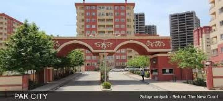Private apartment in Sarchinar