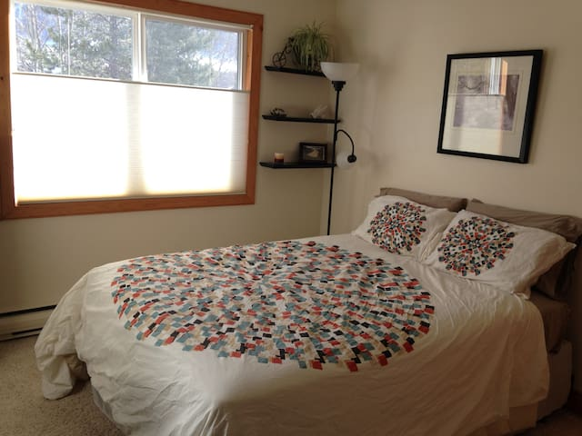 Hot tub/pet friendly/room in Dillon - Dillon - Hus