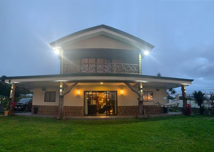 Casa privada de montaña volcán 🌋 Poas Costa Rica