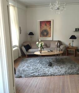 Hyggelig lejlighed midt i Roskilde - Apartamento