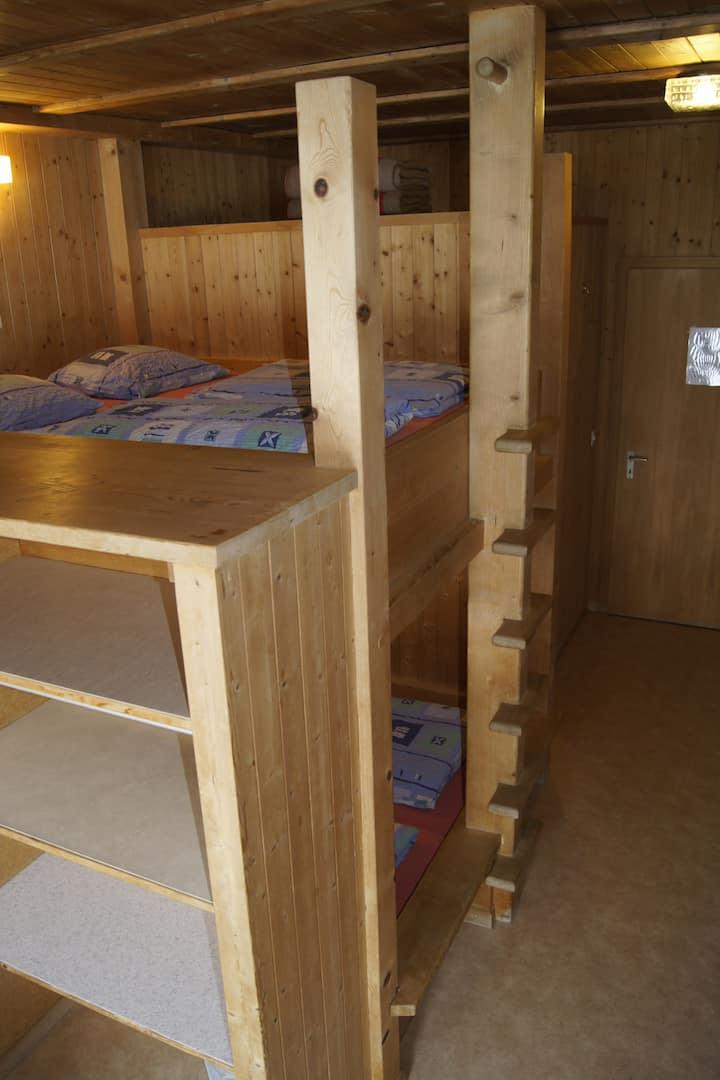 Family room Bärghuus Axalp