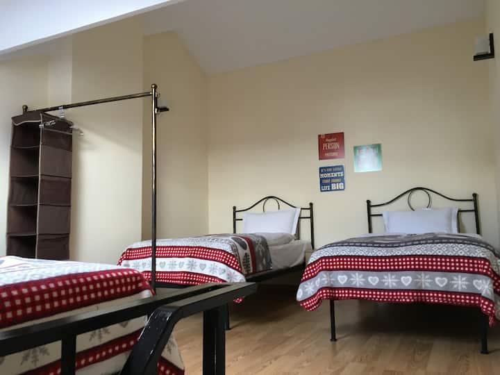 Nice Aparthotel in New Gudauri