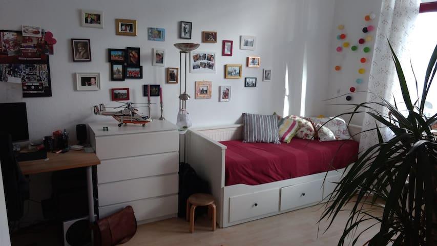 Messezimmer in guter Lage in der Südstadt - Hannover - Apartment