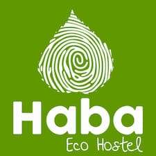 Haba is the host.