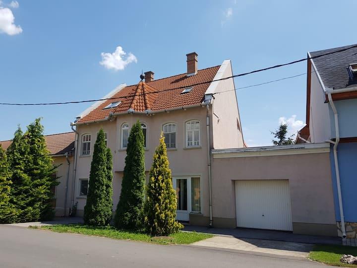 Kölcsey 19 Villa, 5 hálószoba két terasszal