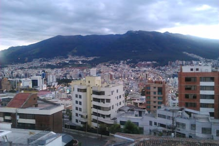 Furnished room in family house - Quito
