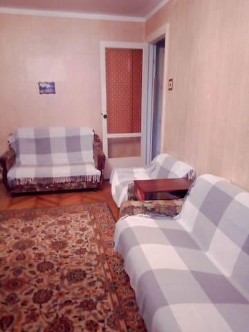 Квартира в Пицунде для отличного отдыха