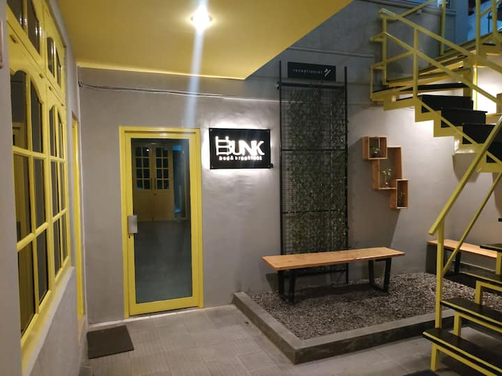 Family Room @ Bunk Bnb Yogyakarta