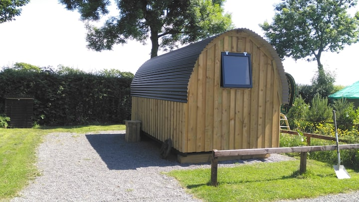 The Glamping Pod