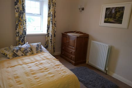 Perfectly located double rooms - Grindleford
