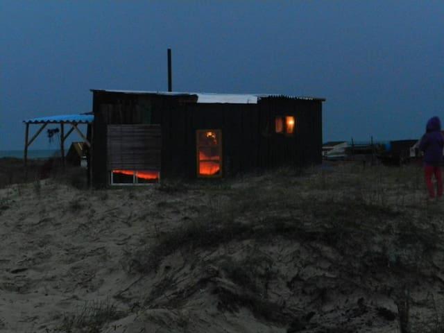 Cabaña en Cabo Polonio, Uruguay - Cabo Polonio - Huis