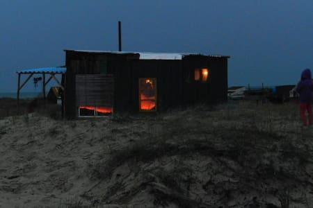 Cabaña en Cabo Polonio, Uruguay - Cabo Polonio - Hus
