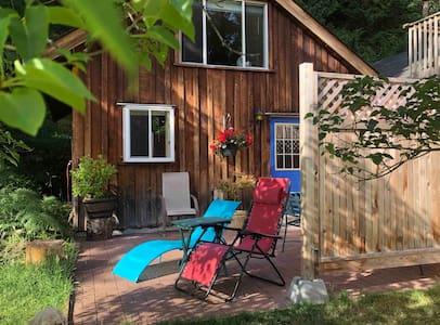 Parkside Cottage on Salt Spring Island