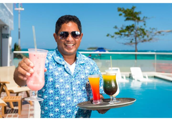 Pina Coladas & Punta Cana for the Holidays!