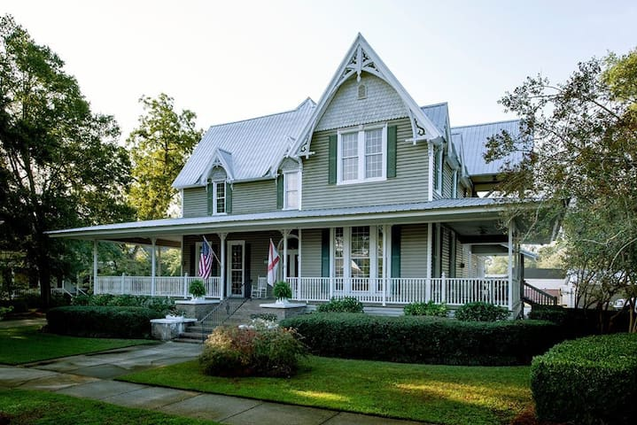 Eufaula House Bed & Breakfast-Eufaula Suite