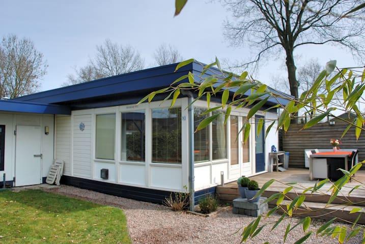 Vakantiehuis tussen de Friese meren - Idskenhuizen - Rumah