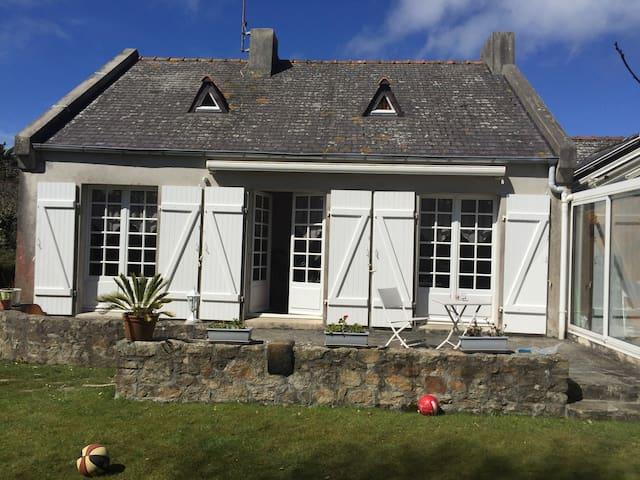 maison charmante bord de mer - Locmaria-Plouzané - Maison