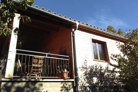 Chambre (1) dans un village cévenol près du Vigan - Molières-Cavaillac - Dům pro hosty