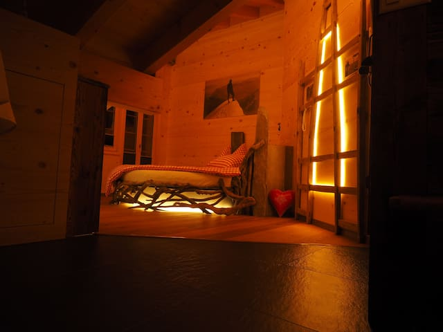 B&B Loveroom 3692 Grindelwald - Grindelwald - Bed & Breakfast